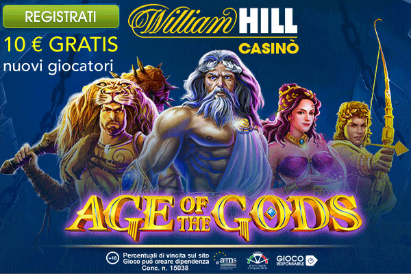 William Hill giochi